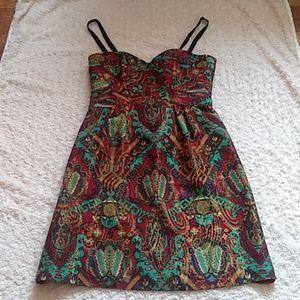 Nanette Lepore Silk Kharma Dress Sz. 4